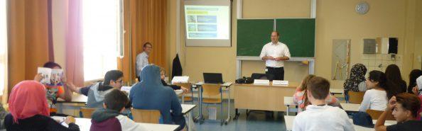 Berufsinformationstag an der Gemeinschaftsschule Wadgassen-Bous