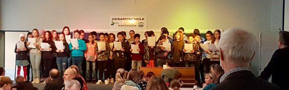 Tag der offenen Tür an der Bisttalschule Wadgassen-Bous am 19. Januar 2019
