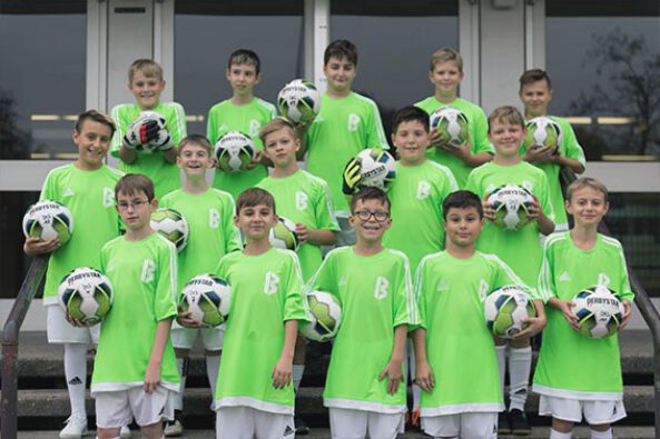Unsere Fußball AG