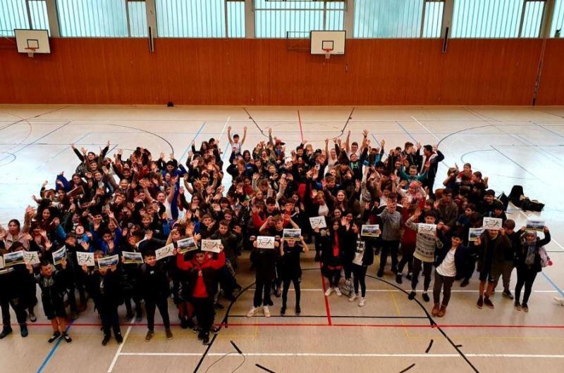 Sporttag an der Bisttalschule Wadgassen–Bous ein voller Erfolg!